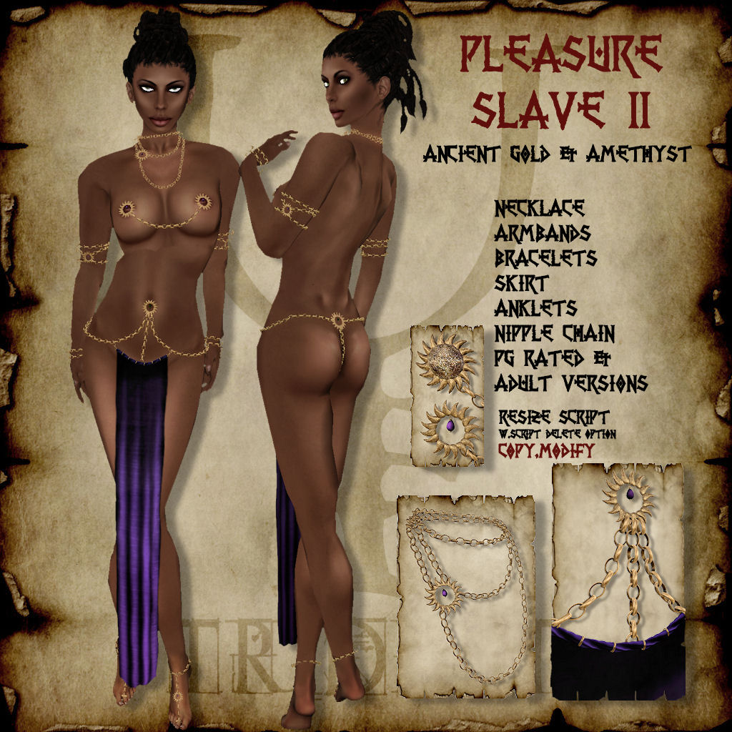 Fantasy pleasure slave exposed thumbs