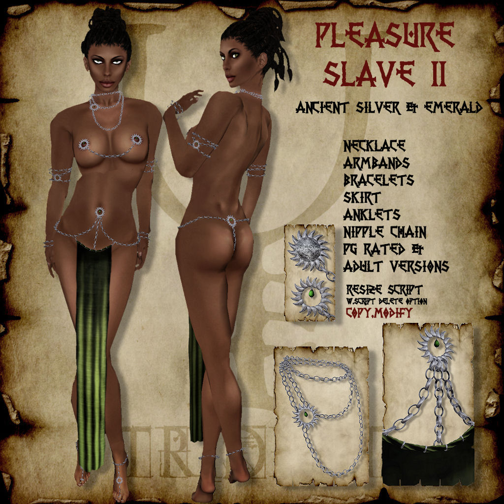Fantasy pleasure slave naked comics