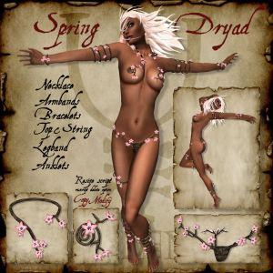 Spring Dryad HR